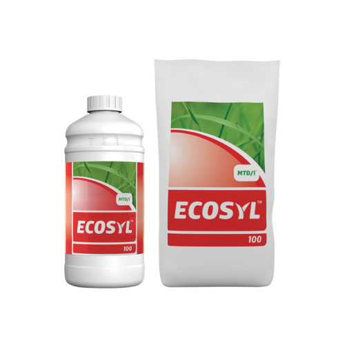 Volac Ecosyl Silage Enhancer in Granules Bottle Liquid form Treats 100 Tonnes of Forage