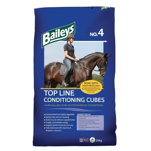 Baileys No.4 Top Line Cool Condition Cubes 20KG