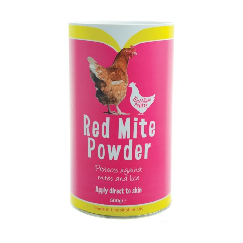Battles Red Mite Powder 500gram