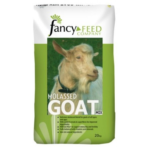 Fancy Feed Molassed Goat Mix 20KG